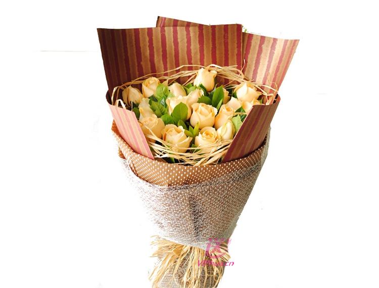 最美的邂逅—情人节鲜花—快送鲜花网|送女朋友|鲜花网购|网购鲜花|520鲜花|