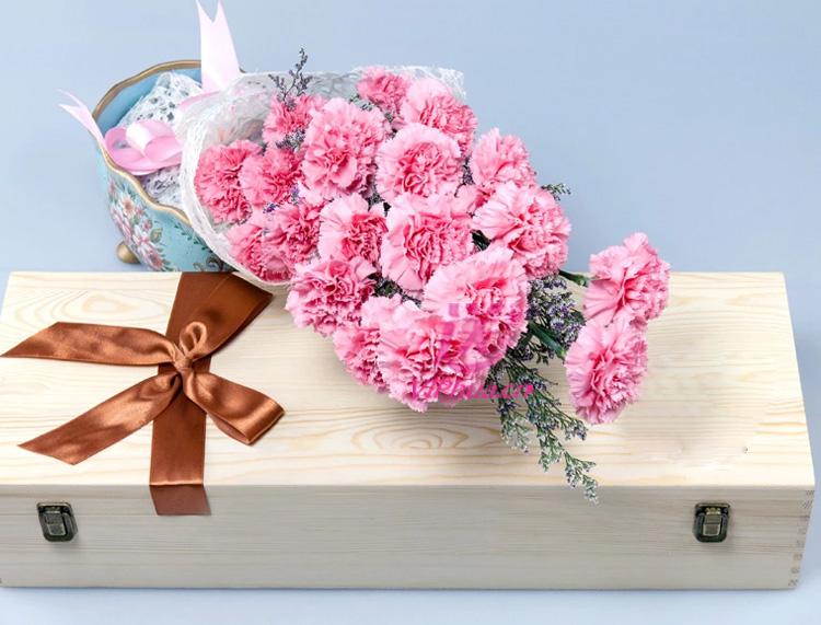 幸福传递—快送鲜花网 三八节送花礼盒 玫瑰礼盒 平安夜鲜花订购 情人节鲜花预定 鲜花快捷 圣诞节送花