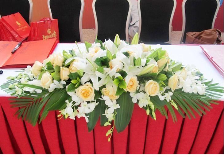 桌花(B1款)—快送鲜花网|购买花篮|鲜花花篮|送花篮|订购花篮|异地送花|看望病人花篮