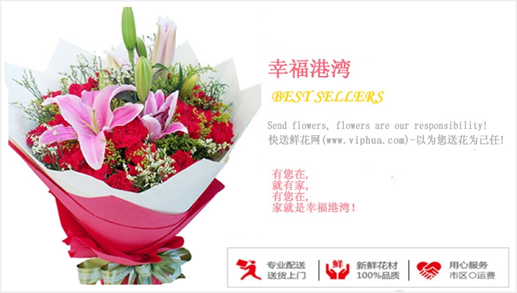 祝妈妈天天快乐—快送鲜花网|母亲节订花|同城快递鲜花|网上订鲜花|节日鲜花