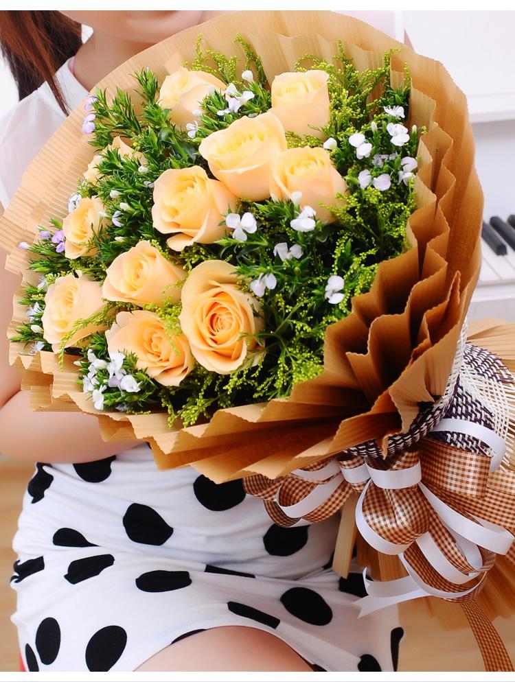 爱不变—快送鲜花网|市鲜花店|市鲜花|预定鲜花|网上购买节日鲜花网站  大图细节